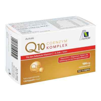 Coenzym Q10 100 mg Kapseln+vitamine+mineralstoffe  bei apolux.de bestellen