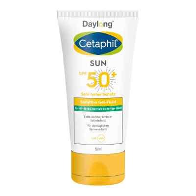 Cetaphil Sun Daylong Spf 50+ sens.Gel-Fluid Gesich  bei apolux.de bestellen