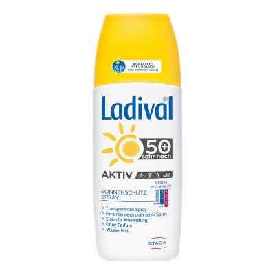 Ladival Aktiv Sonnenschutz Spray Lsf 50+  bei apolux.de bestellen