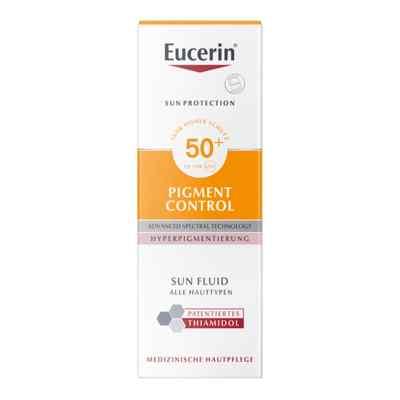 Eucerin Sun Pigment Control Fluid LSF 50+  bei apolux.de bestellen