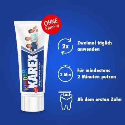 Karex Kinder Zahnpasta  bei apolux.de bestellen