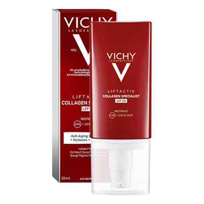 Vichy Liftactiv Collagen Specialist Creme Lsf 25  bei apolux.de bestellen