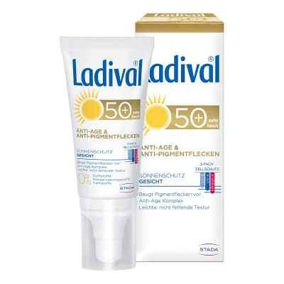 Ladival Sonnenschutz Gesicht Anti-pigm.cr.lsf 50+  bei apolux.de bestellen