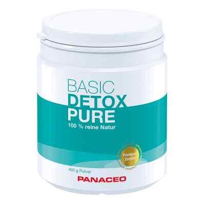 Panaceo Basic-detox Pure Pulver  bei apolux.de bestellen