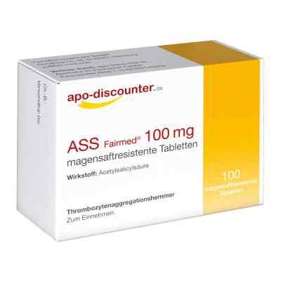 ASS 100 mg von apo-discounter  bei apolux.de bestellen