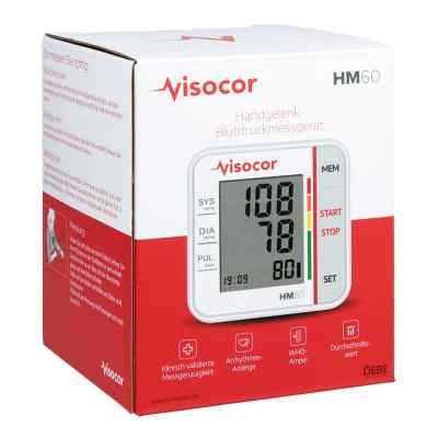 Visocor Handgelenk Blutdruckmessgerät Hm60  bei apolux.de bestellen