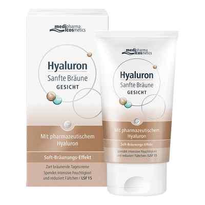 Hyaluron Sanfte Bräune Gesichtspflege Creme  bei apolux.de bestellen