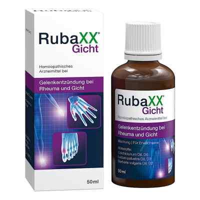 Rubaxx Gicht Tropfen zum Einnehmen  bei apolux.de bestellen