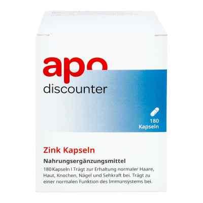 Zink Kapseln 15 mg von apo-discounter  bei apolux.de bestellen