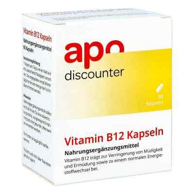 Vitamin B 12 Kapseln von apo-discounter  bei apolux.de bestellen