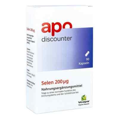 Selen Kapseln 200 [my]g von apo-discounter  bei apolux.de bestellen