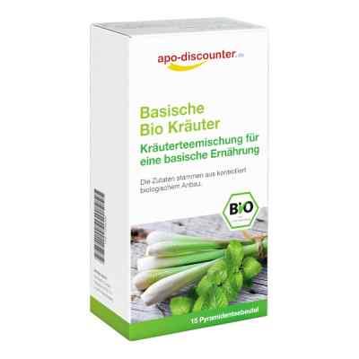 Bio Basen-Kräutertee Filterbeutel von apo-discounter  bei apolux.de bestellen