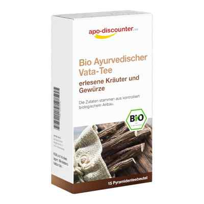 Bio Ayurvedischer Vata-Tee Filterbeutel von apo-discounter  bei apolux.de bestellen
