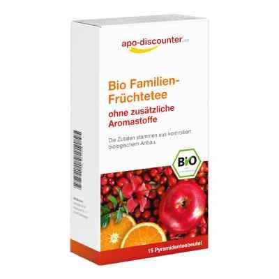 Bio Familien-Früchtetee Filterbeutel  bei apolux.de bestellen