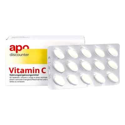 Vitamin C1000 mg Tabletten von apo-discounter  bei apolux.de bestellen