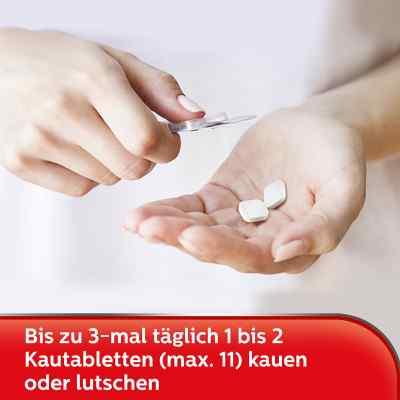 Rennie Pfefferminz gegen Sodbrennen Kautabletten  bei apolux.de bestellen