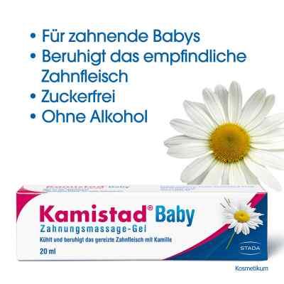 Kamistad Baby Gel  bei apolux.de bestellen