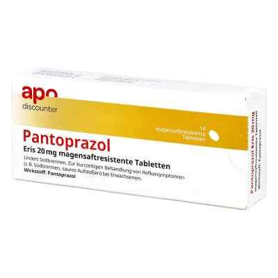 Pantoprazol Eris 20 mg TMR von apo-discounter bei Sodbrennen  bei apolux.de bestellen