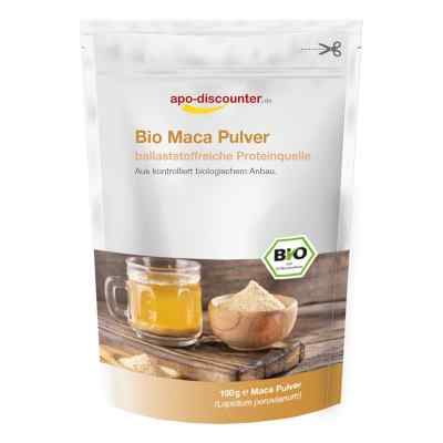 Bio Maca Pulver von apo-discounter  bei apolux.de bestellen