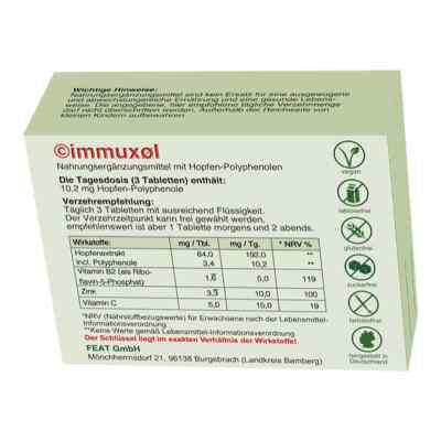 Immuxol Tabletten  bei apolux.de bestellen