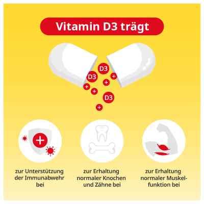 Vitamin D3 10.000 I.e. Kapseln  bei apolux.de bestellen