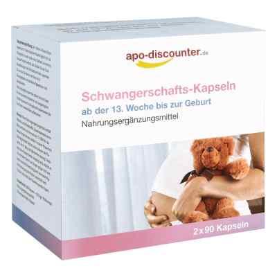 Schwangerschafts Kapseln von apo-discounter  bei apolux.de bestellen
