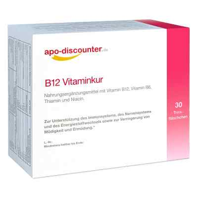 B12 Vitaminkur Trinkampullen  bei apolux.de bestellen