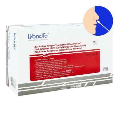 Wondfo 2019-ncov Antigen Test  bei apolux.de bestellen