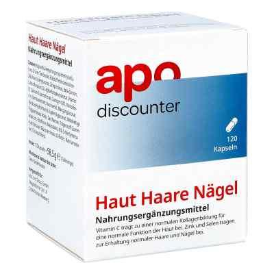 Haut Haare Nägel Kapseln von apo-discounter  bei apolux.de bestellen