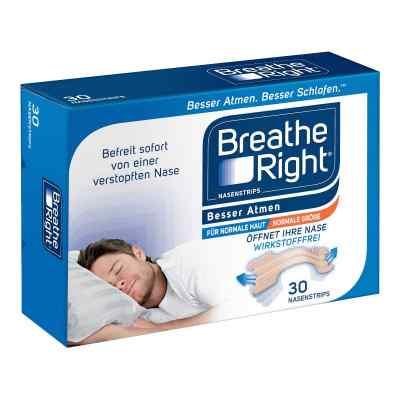 Besser Atmen Breathe Right Nasenstrips Beige  bei apolux.de bestellen